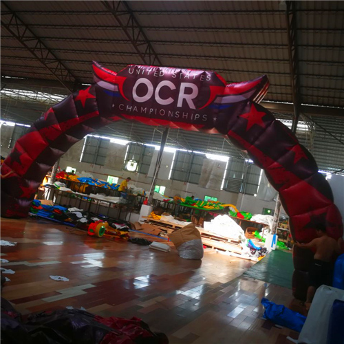 events promotion arch inflatable United States