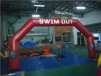 event advertiing arch inflatable