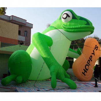 giant forg cartoon inflatable models United States