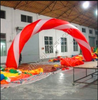 inflatable candy arch for event promotion United States
