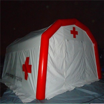 Movable Inflatable air sealed Hospital tent
