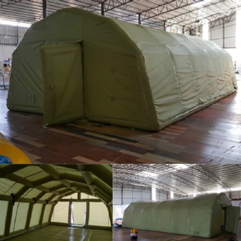 Movable Inflatable Army Tent