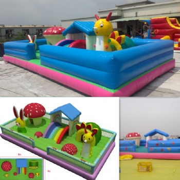 Kids Inflatable Indoor theme Park