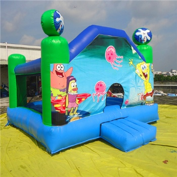 Children inflatable bouncy house