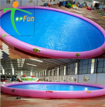PVC Inflatable Round Water Pool
