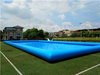 PVC Inflatable Square Water Pool