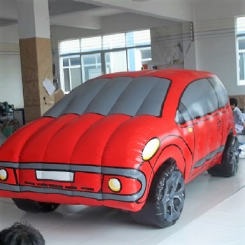 inflatable domenstration and promotion car model