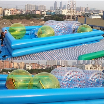 1.3m frame post PVC water swimming Pool Inflatable