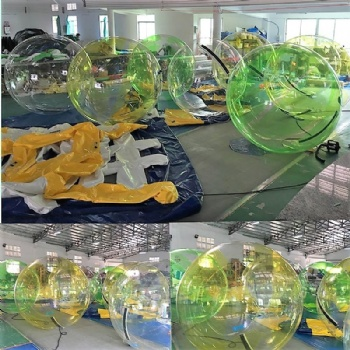 Inflatable Colored Water Ball For Sale