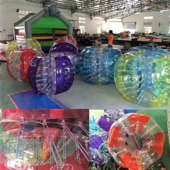 Inflatable human hamster bubble ball for sale