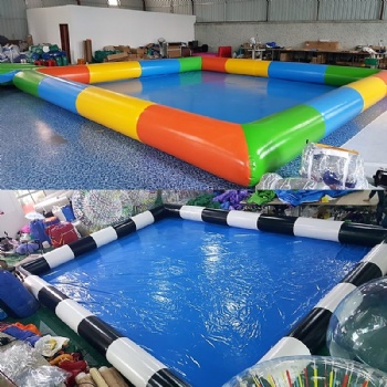 Kids PVC Water Playing Inflatable Pool
